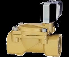 Мембранные клапаны Busсhjost серия 82400_82410