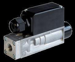 Электромеханическое реле давления Norgen для газовых сред серия 8D