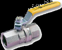 Шаровые краны Norgren (Германия) серия 6041 G1/4-G2 до 55Bar_одобрены для газа