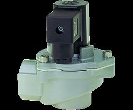 Импульсные клапаны Busсhjost серия 82960_82970 Al