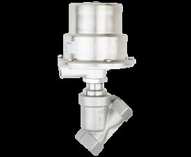 Седельные клапана с пневматическим приводом Busсhjost серии 82380_82390_82480_82490