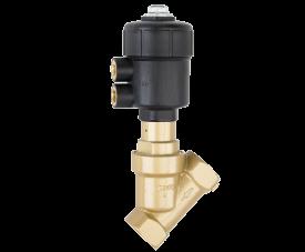 Седельные клапаны с пневматическим приводом Busсhjost серии 84720_84730